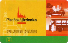 Transport and Travel Cards - Pilsen Pass